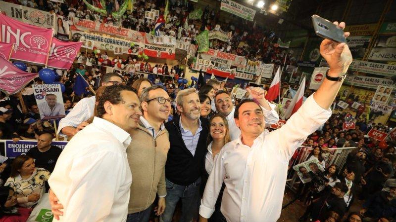 Gustavo Valdés: «Un triunfo histórico»