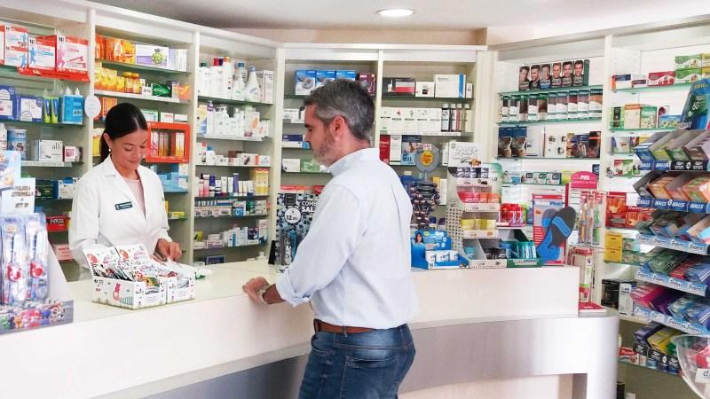 «Los pacientes no pueden acceder a los medicamentos», aclaró Sajem