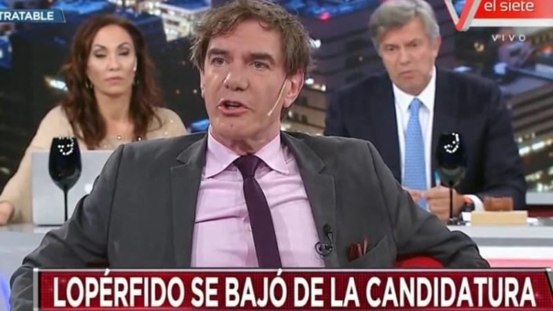 Darío Lopérfido se reunió con Peña y Macri