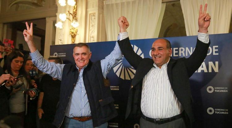 Resultados de las elecciones de Tucumán