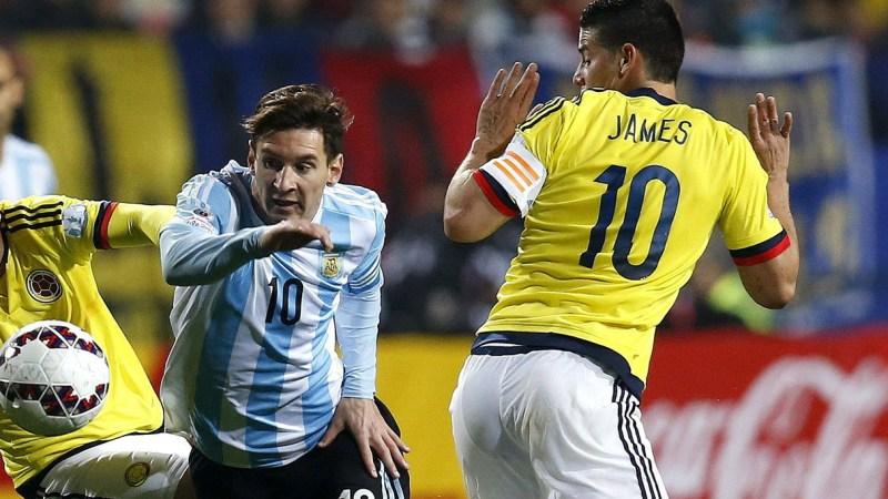 Argentina perdió en el debut