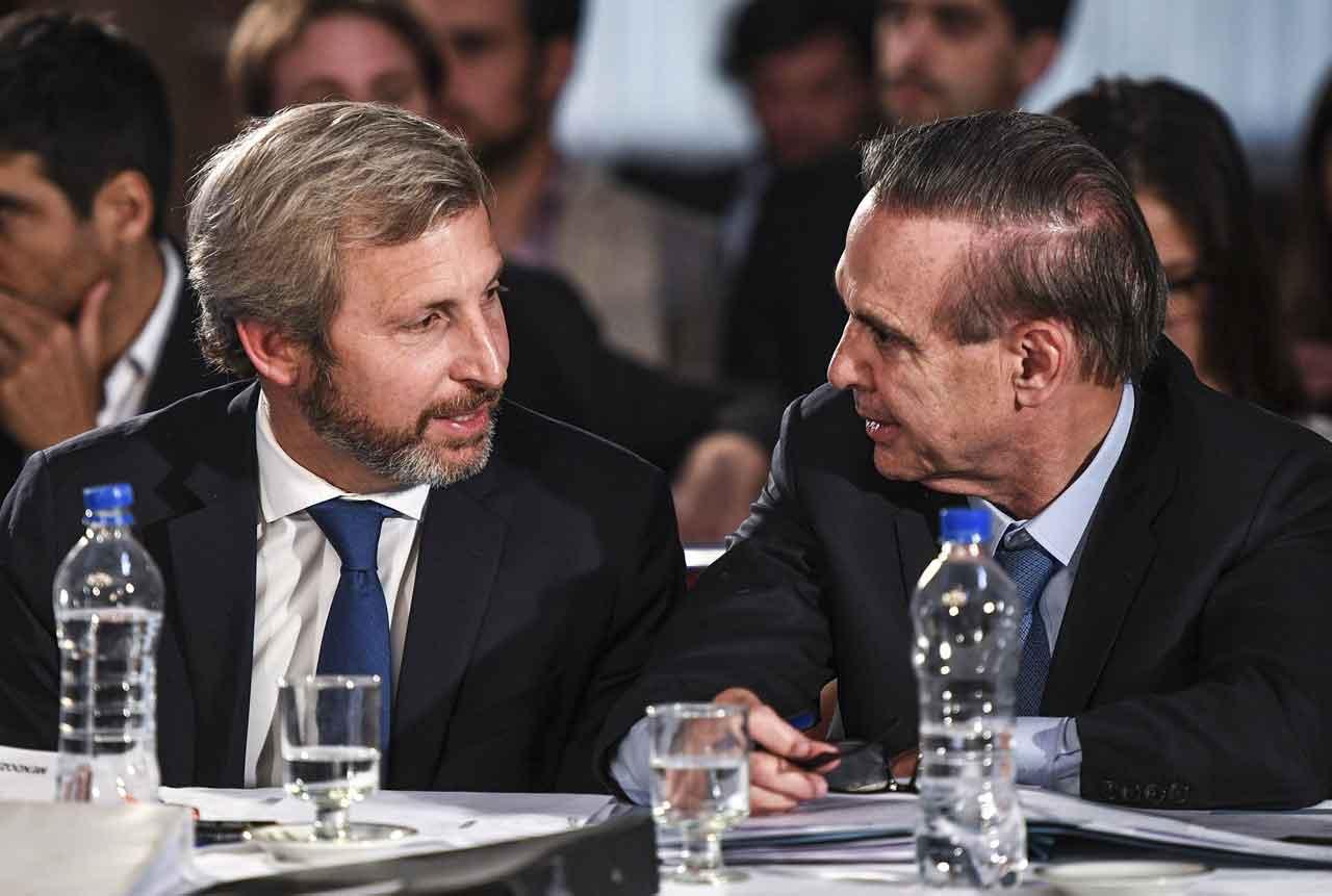 «Vamos a hacer una gran primaria y vamos a ganar en primera vuelta», expresó Pichetto