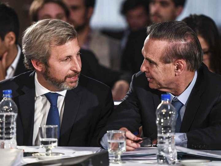 Pichetto y Frigerio llegarán a Tucumán