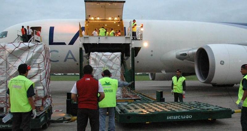Impulso a la exportación e importación aérea