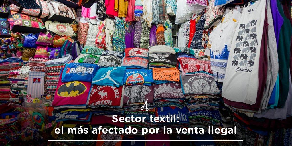 Sector textil, brutalmente afectado