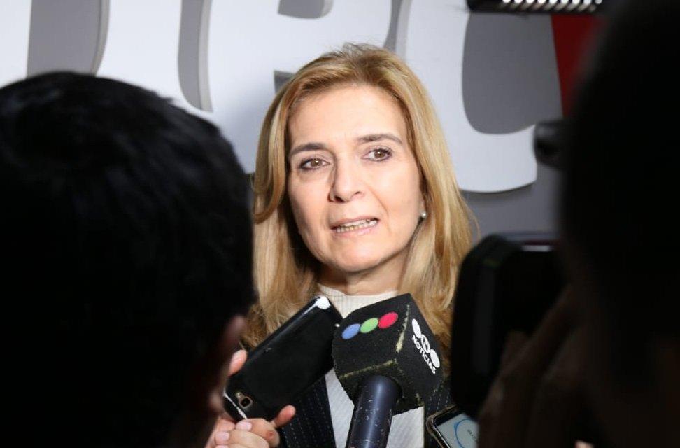 Silvia Elías de Pérez: las viviendas sociales son para quienes las necesitan
