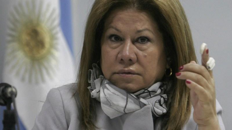 Graciela Camaño: «Todos los Gobiernos quieren tener los medios amigos»