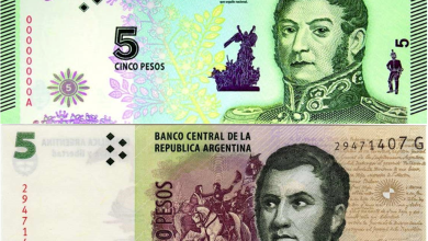 Photo of Se retiran los billetes de $5