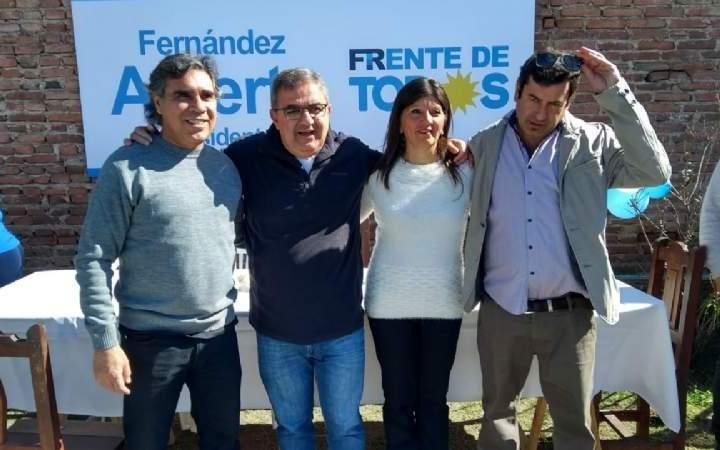 Reunión de precandidatos en Catamarca