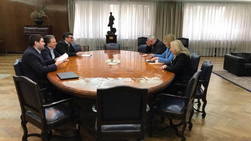 Silvia Elías se reunió con Dujovne por la situación sucroalcoholera