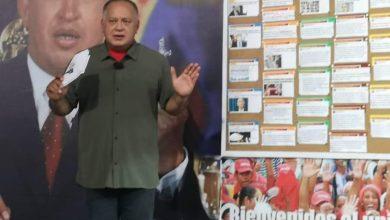 Photo of Diosdado Cabello alertó a Alberto Fernández
