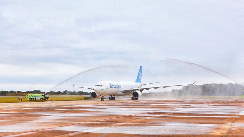 Iguazú con nuevos vuelos internacionales