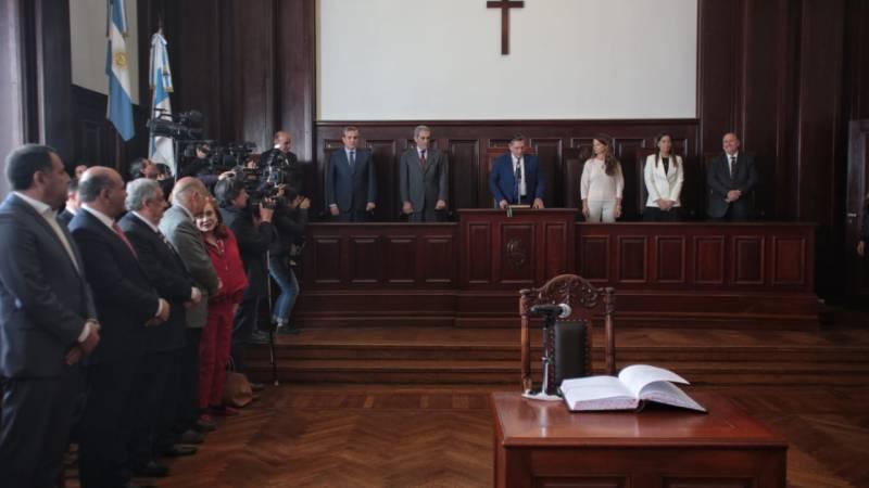 Movimientos en la Justicia de Tucumán