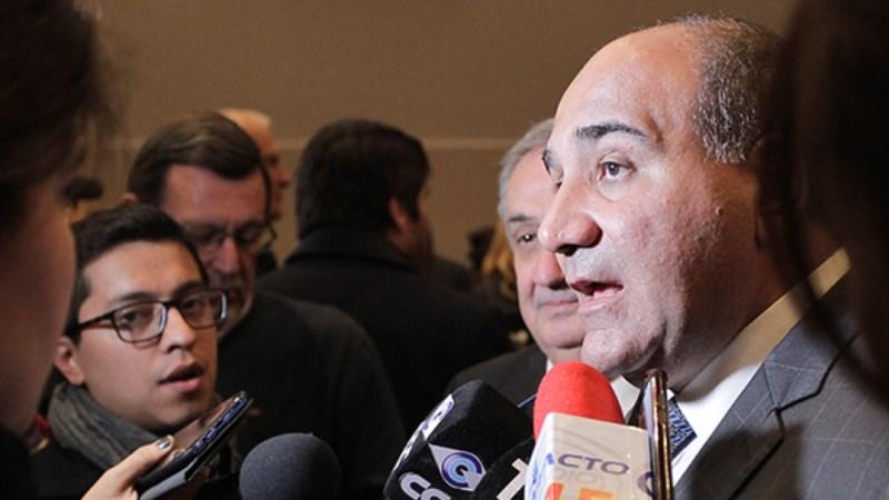 Manzur: «Voy a estar a la par del doctor Alberto Fernández»