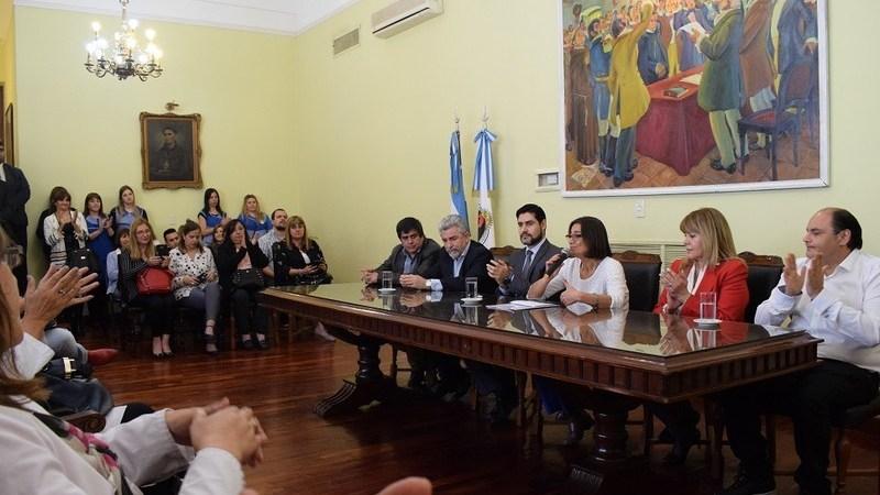 Se presentó la Expo Productiva en Buenos Aires