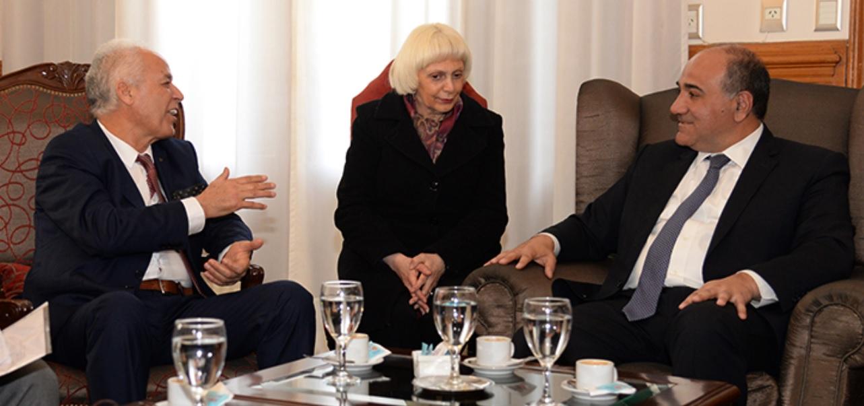 Encargado de Negocios de Libia se interesó en productos tucumanos