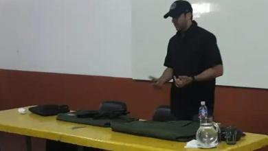 Photo of La policía sumó armas y se capacitará en su uso