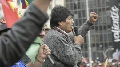"""Photo of Evo Morales: """"Reafirmo que es un golpe al Litio"""""""