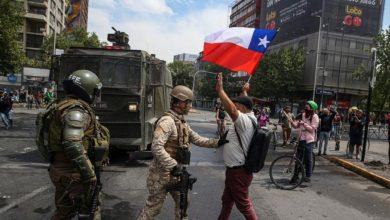 Photo of Protestas en Chile: Duro informe sobre el uso de la fuerza excesivo