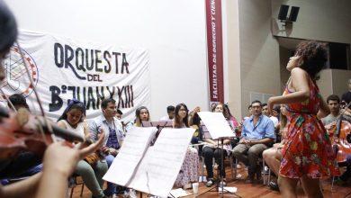 Photo of La Orquesta Juan XXII cumplió una década tocando