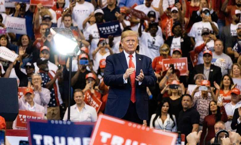 Foto Donald Trump
