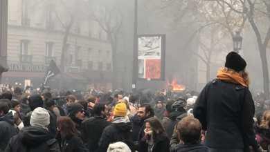 Photo of El conflicto social volvió a Francia
