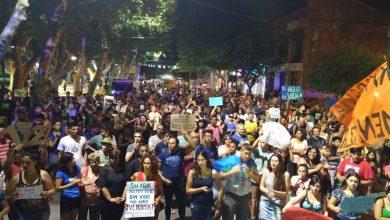 Photo of Miles de mendocinos marcharon en contra de la reforma de la ley de minería