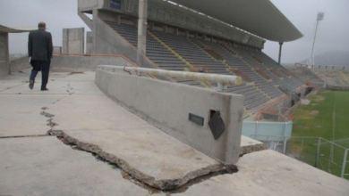 """Photo of Estadio en ruinas: Jalil, Corpacci y Saadi quieren recuperar el """"Elefante blanco"""""""