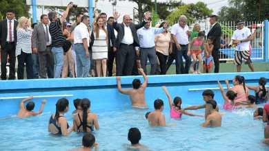 Photo of Los niños tucumanos disfrutan de las piletas públicas