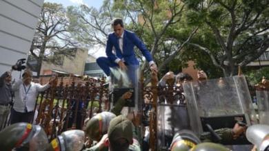 Photo of La opinión argentina al conflicto en Venezuela