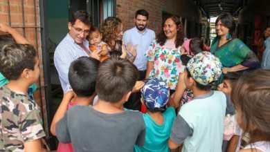 Photo of Yedlin destacó el trabajo de los comedores escolares