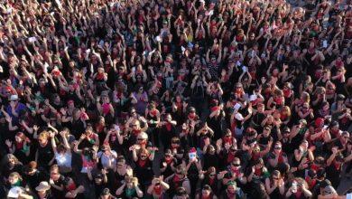 Photo of La marcha feminista chilena llegó a New York
