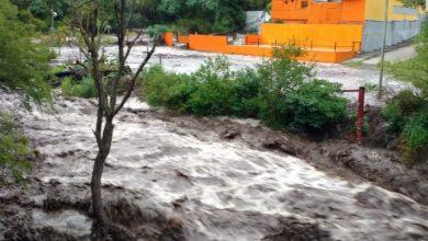 Photo of La creciente del rio arrastró a dos personas en Catamarca