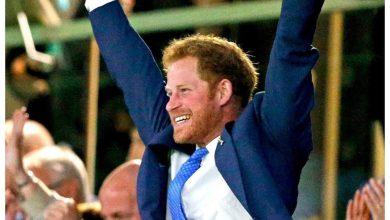 Photo of Harry dejó Inglaterra para encontrarse con su familia en Canadá