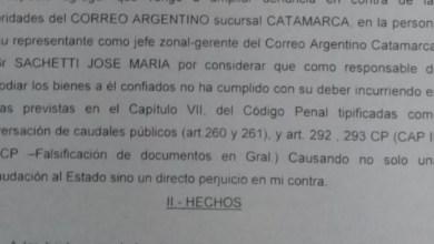 Photo of Cobro trucho del Progesar: el director del Correo quiere devolver la plata pero lo denuncian igual