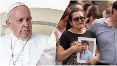 Photo of Crimen en Villa Gesell: El gesto del Papa con los padres de Fernando
