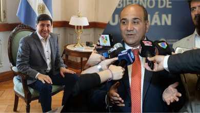 "Photo of Manzur y Arroyo hablaron sobre la tarjeta ""Alimentar"""