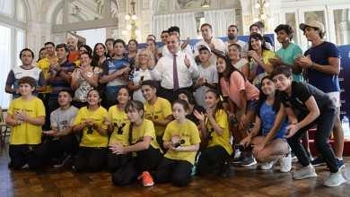 Photo of Jóvenes tucumanos entrenarán en el Cenard