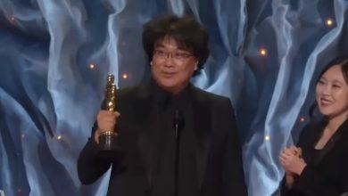 """Photo of """"Parasite"""" hizo historia en los Premios Oscar 2020"""