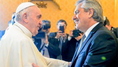 Photo of Las autoridades del Vaticano le manifestaron a Fernández su oposición al aborto