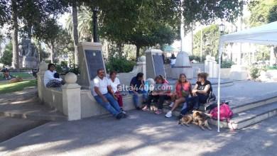 Photo of Paro docente en Salta: tercer día consecutivo