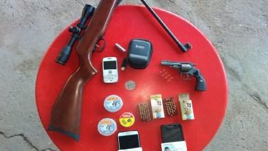 Photo of Secuestran armas en la casa de un acusado de abuso