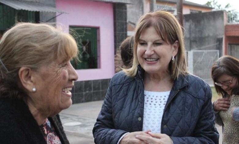 Lidia Ascárate y un pedido por los Gastronómicos.
