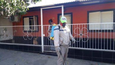 Photo of Continúan con la fumigación de dengue en Los Pocitos