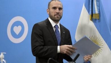 """Photo of Guzmán: """"Buscaremos impulsar el crecimiento económico"""""""
