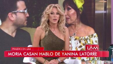 Photo of Yanina Latorre arremetió contra Moria Casan