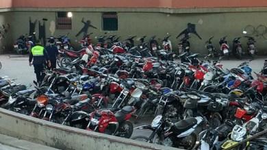 Photo of Cuatro mil vehículos secuestrados sin autorización para circular en cuarentena