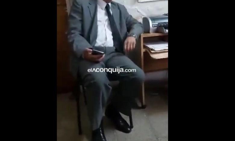 Video coimas justicia catamarca