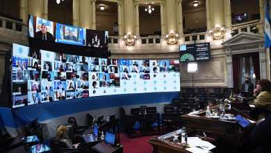 "Photo of Senado: se aprobaron los ""superpoderes"" de Cafiero"