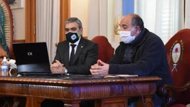 Photo of En la lucha contra el coronavirus, Alfaro recibe fondos de la Nación para la Municipalidad